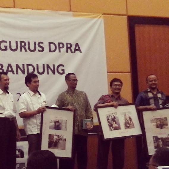Warga masyarakat pemenang lomba foto #GPSbersamaPKS
