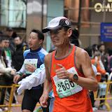 渣打馬拉松2011