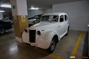 Austin Vintage Family Car
