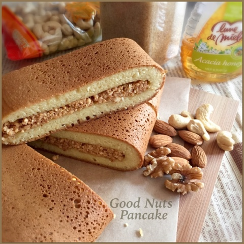My mind patch pancake with good nut filling i have several versions of this popular pancake recipes as i always in the quest for a better pancake texture today i added a little tapioca starch to ccuart Images