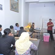 Organization Review And Organization Development PC Lakpesdam NU Jombang 2015