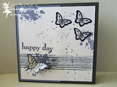 stampin up, inkspire_me 153, papillon potpourri, sonnenschein, happy day, gorgeous grunge, schmetterling, butterfly, birthday