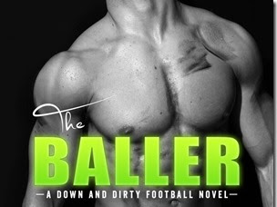 Spotlight: The Baller by Vi Keeland + Exclusive Sneak Peek and GIVEAWAY