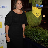 WWW.ENTSIMAGES.COM -     Tracey Emin arriving  at       A Date With Your Dog in Honour of Clarissa Baldwin OBE at George Club, London September 9th 2014Celebrities attending The Dog's Trust party in honour of their chief exec Baldwin.                                                 Photo Mobis Photos/OIC 0203 174 1069