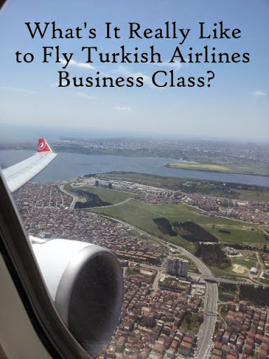 What's It Really Like to Fly Turkish Airlines Business Class?
