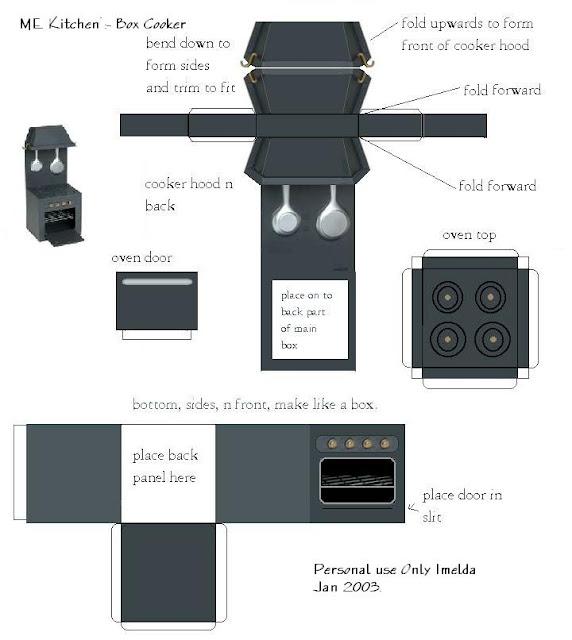 Paper65 - hkKarine1 - Picasa Web Albums Paper Dollhouse Furniture - faire un plan de maison gratuit
