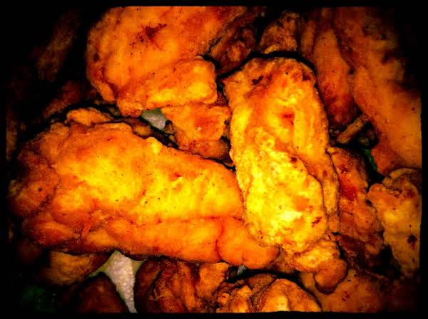 Great Grandma's Fried Chicken! Recipe