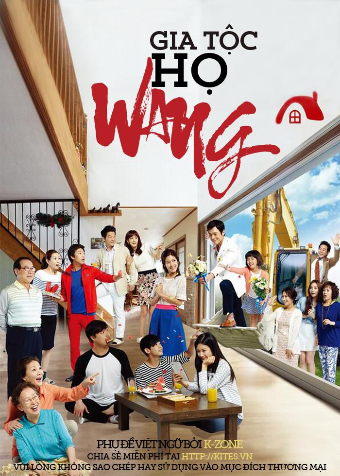 Gia Tộc Họ Wang - The Wang Family (2013)