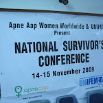 National Survivors' Conference and Workshop, November 2009