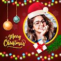 Christmas Photo Frames - Cards & Frames Editor icon