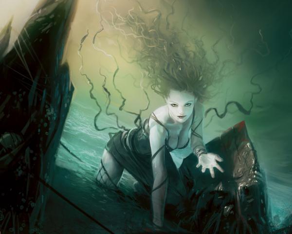 Evil Baroness Of Sins, Dark Goddess