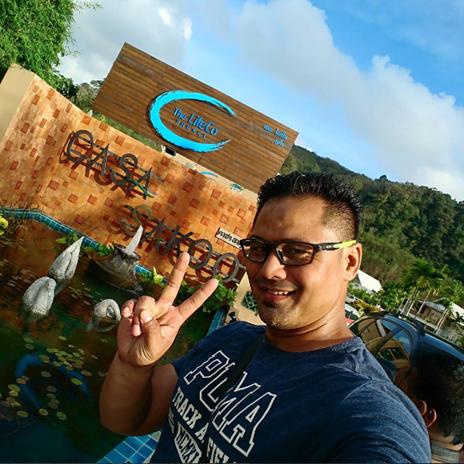 Pelajari program Detox sebenar di The LifeCo Phuket. - BEN ASHAARI