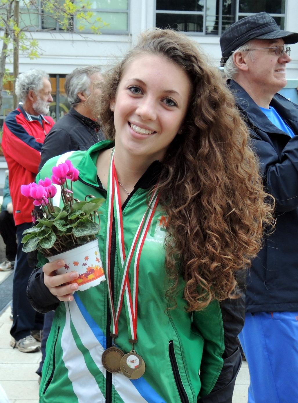 SCHIO 17/10: finale Sprint Race Tour 2015; CAMPOMULO (Asiago) 18/10: finale Coppa Italia Middle
