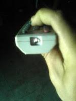 cara cek apakah remot hidup atau mati dengan menggunakan kamera HP
