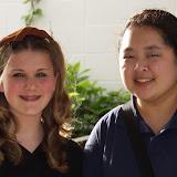 Tara and Hana
