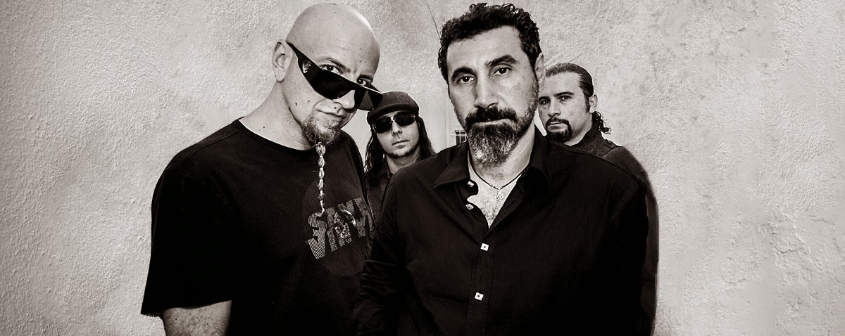 Vote no System of a Down para tocar no Lollapalooza 2016