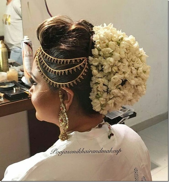 Indian Wedding Hairstyles (94)