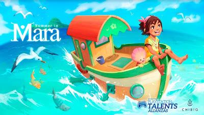 Summer in Mara llega a PlayStation 4