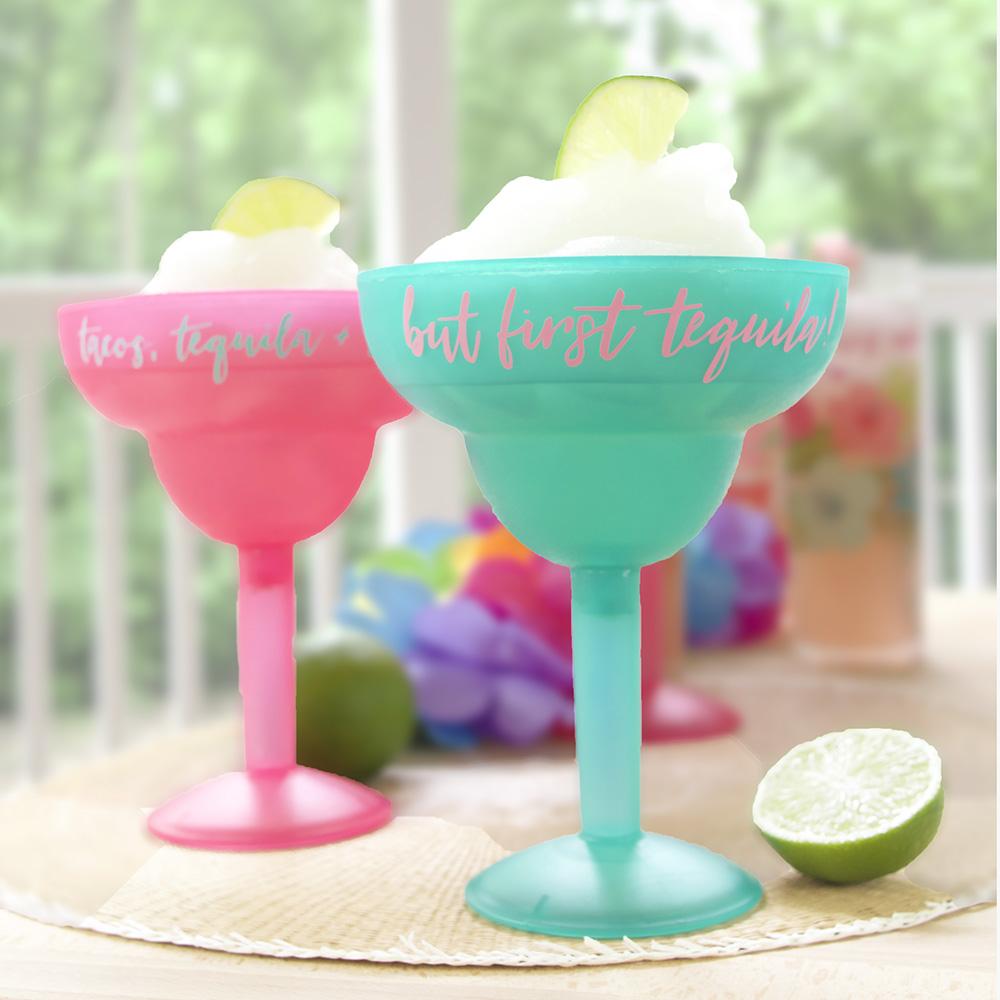 tequilla margarita glasses