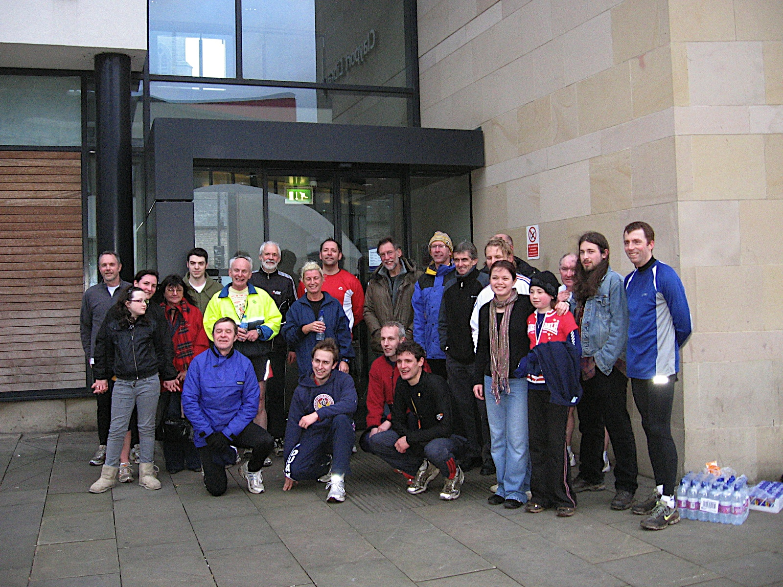 Sport Relief Weardale Way Relay 3