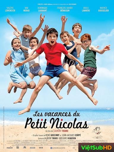 Nhóc Nicolas 2 (Les vacances du petit Nicolas 2014)