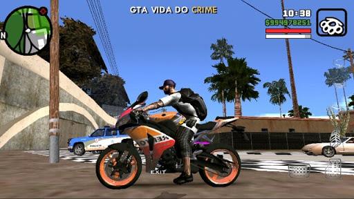 DOWNLOAD!! GTA VIDA DO CRIME (APK+DATA) SUPER LITE PARA CELULARES ANDROID 2019