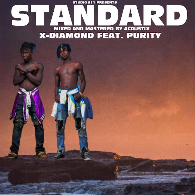 X-Diamond Ft. Purity – Standard