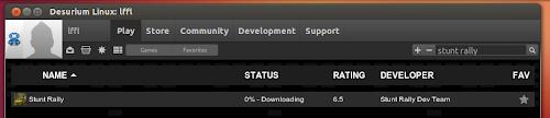 Desurium su Ubuntu - installazione giochi