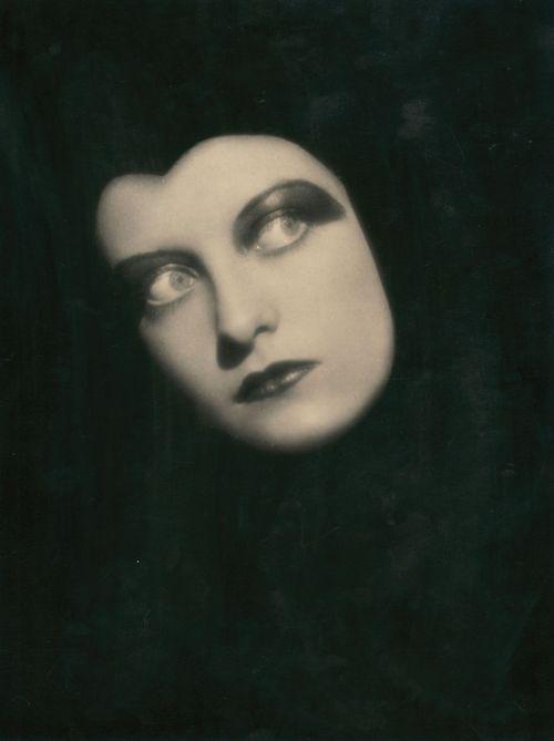 crawford vintage portrait