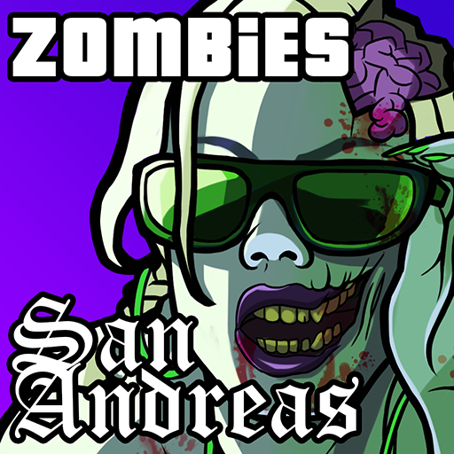 Zombies in San Andreas 動作 App LOGO-硬是要APP