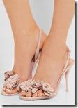 Sophia Webster applique leather sandal