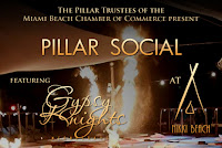 "Pillar Social at Nikki Beach featuring ""Gypsy Knights"""