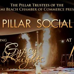 "Pillar Social at Nikki Beach featuring ""Gypsy Knights"""