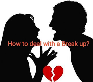 How to deal with a Break-up?