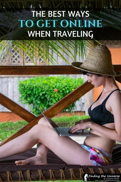 Everything you need to know about getting connected to the internet and online when you're traveling the world, with options including travel SIM cards, roaming with your home provider and mobile hotspots, including the advantages and disadvantages of each option.