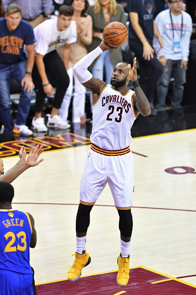 Cavs Avoid Sweep With Game 4 Win Trail 31 in the NBA Finals