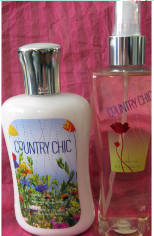 Thenc40girl Bath And Body Works Country Chic