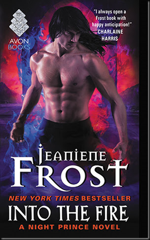 Jeanine Frost, Into the Fire