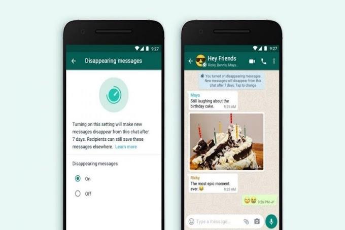 WhatsApp के ग्रुप एडमिन के लिए बड़ी खुशखबरी: व्हाट्सएप ग्रुप एडमिन के लिए नया फीचर लॉन्च, जिससे 7 दिन में ग्रुप के मैसेज अपने आप डिलीट हो जाएंगे, जाने कैसे होगा?