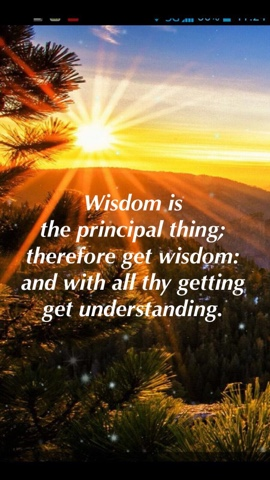 Wisdom and Instruction: Proverbs 4:7 KJV