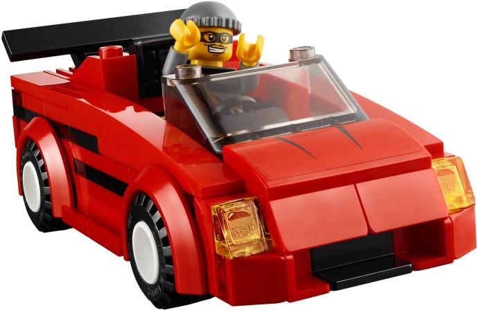 60007 レゴ スポーツカーとポリスパトロールカー