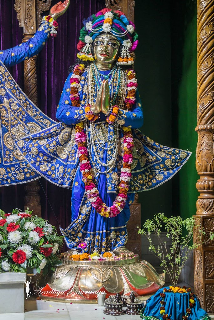 ISKCON Mayapur Deity Darshan 31 Dec 2016 (45)