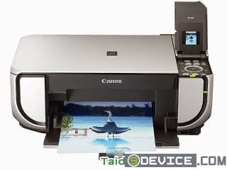 pic 1 - ways to get Canon PIXMA MP520 laser printer driver