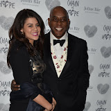 OIC - ENTSIMAGES.COM - Maddie Harriott and Ainsley Harriott at the   Chain Of Hope Annual Ball  London Friday 20Th November 2015 Photo Mobis Photos/OIC 0203 174 1069