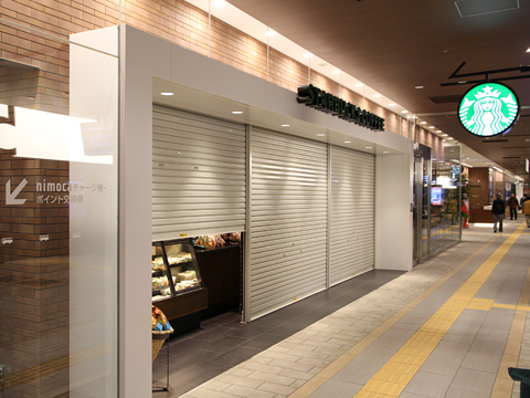 西鉄天神高速バスターミナル 乗車ホーム その13