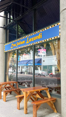 DarSalam Lazurdi new location on SW Alder