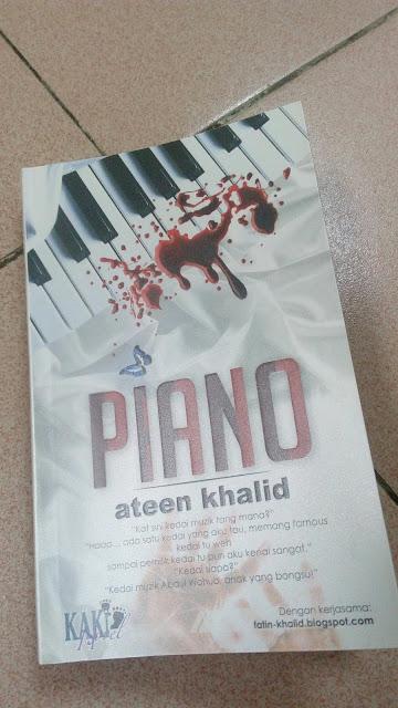 Piano oleh Ateen Khalid