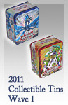 2011 Collectible Tins Wave 1