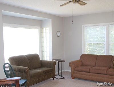 Living Room  House in Park Rapids
