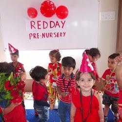 2014-09-29 Red Day Pre-Nursery